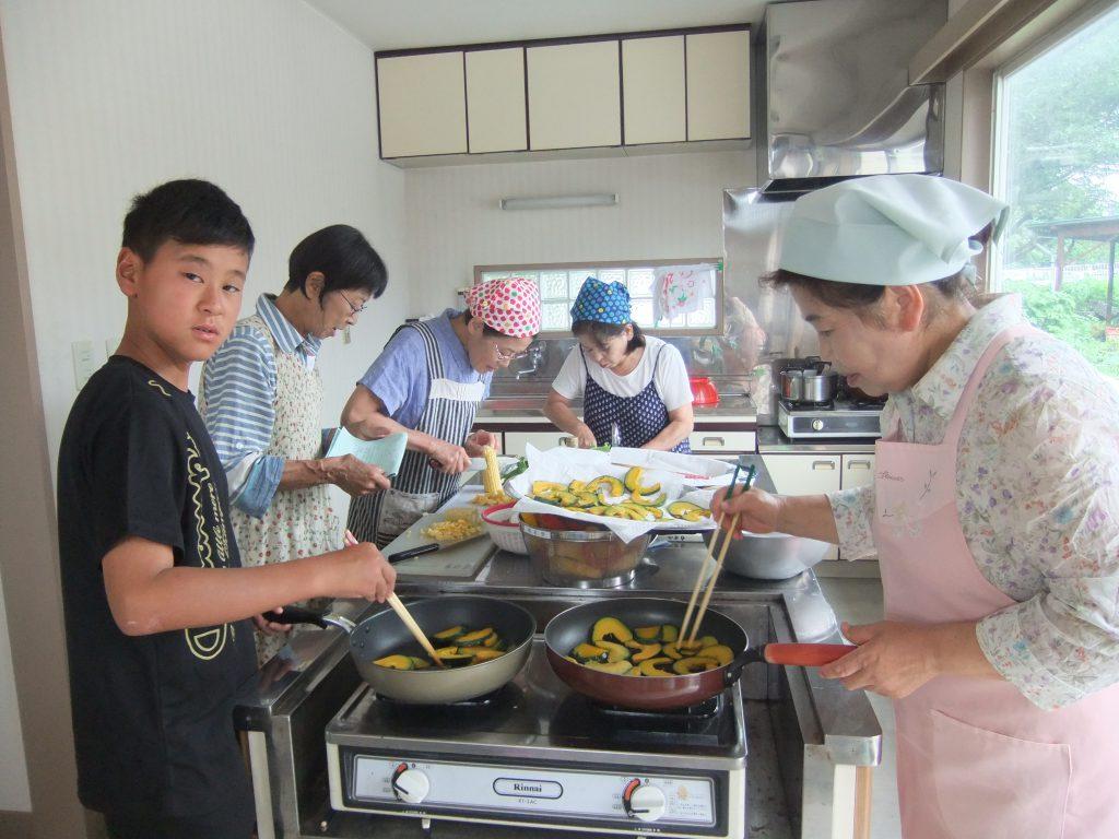 家族料理教室